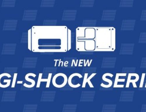 Introducing the NEW Digi-Shock Series