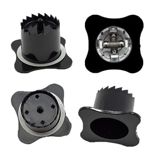 mounting flange for Protect-A-Pak