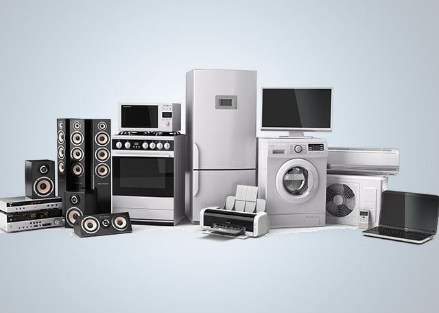 Electronic parts and equipment