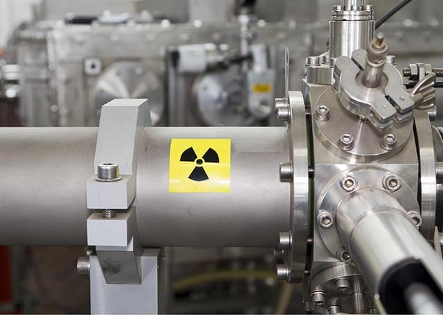 Nuclear equipment and electronics