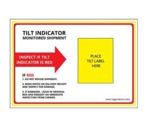 Tilt Companion Label